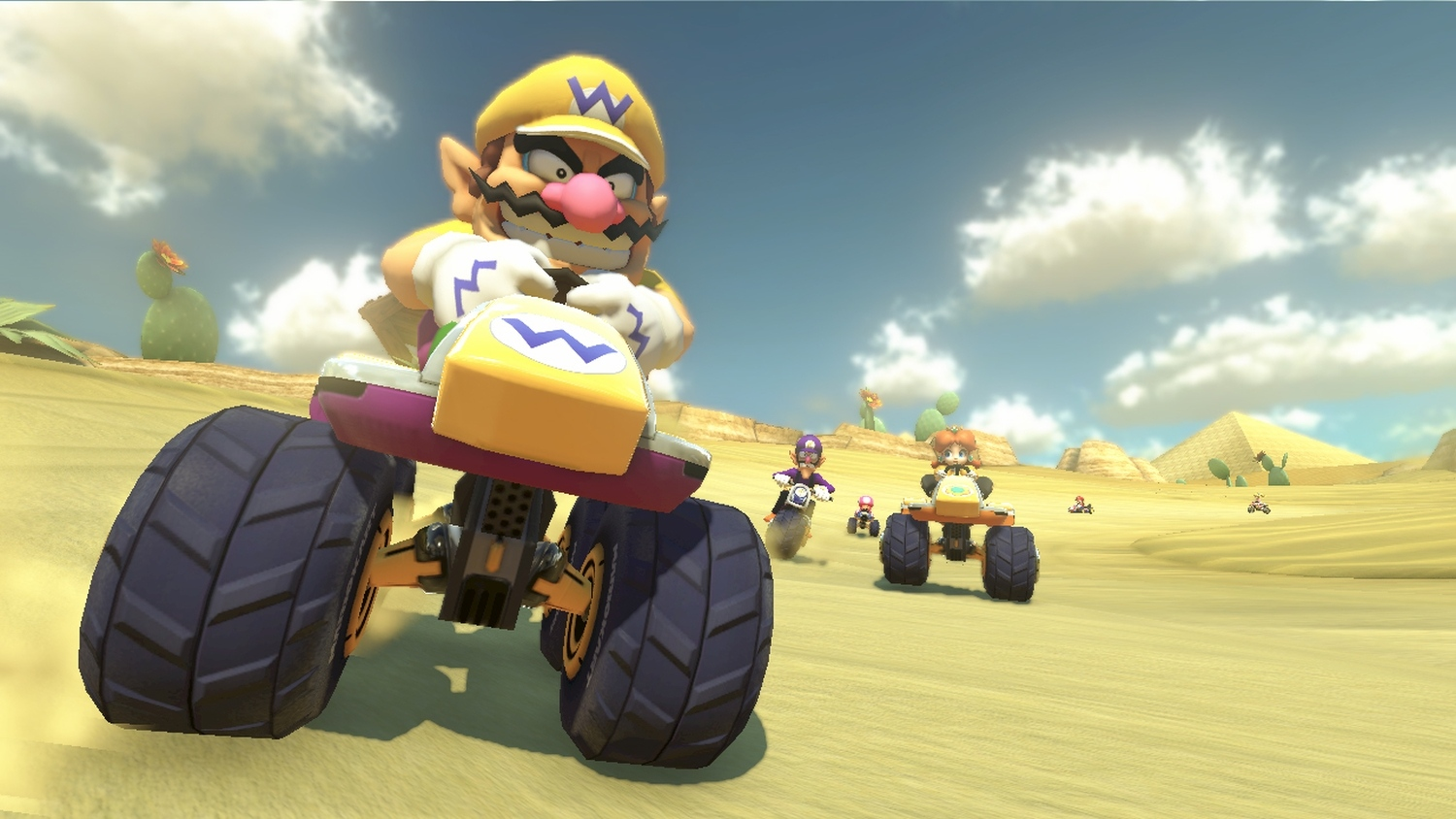 Nearly half of all Wii U owners also own Mario Kart 8