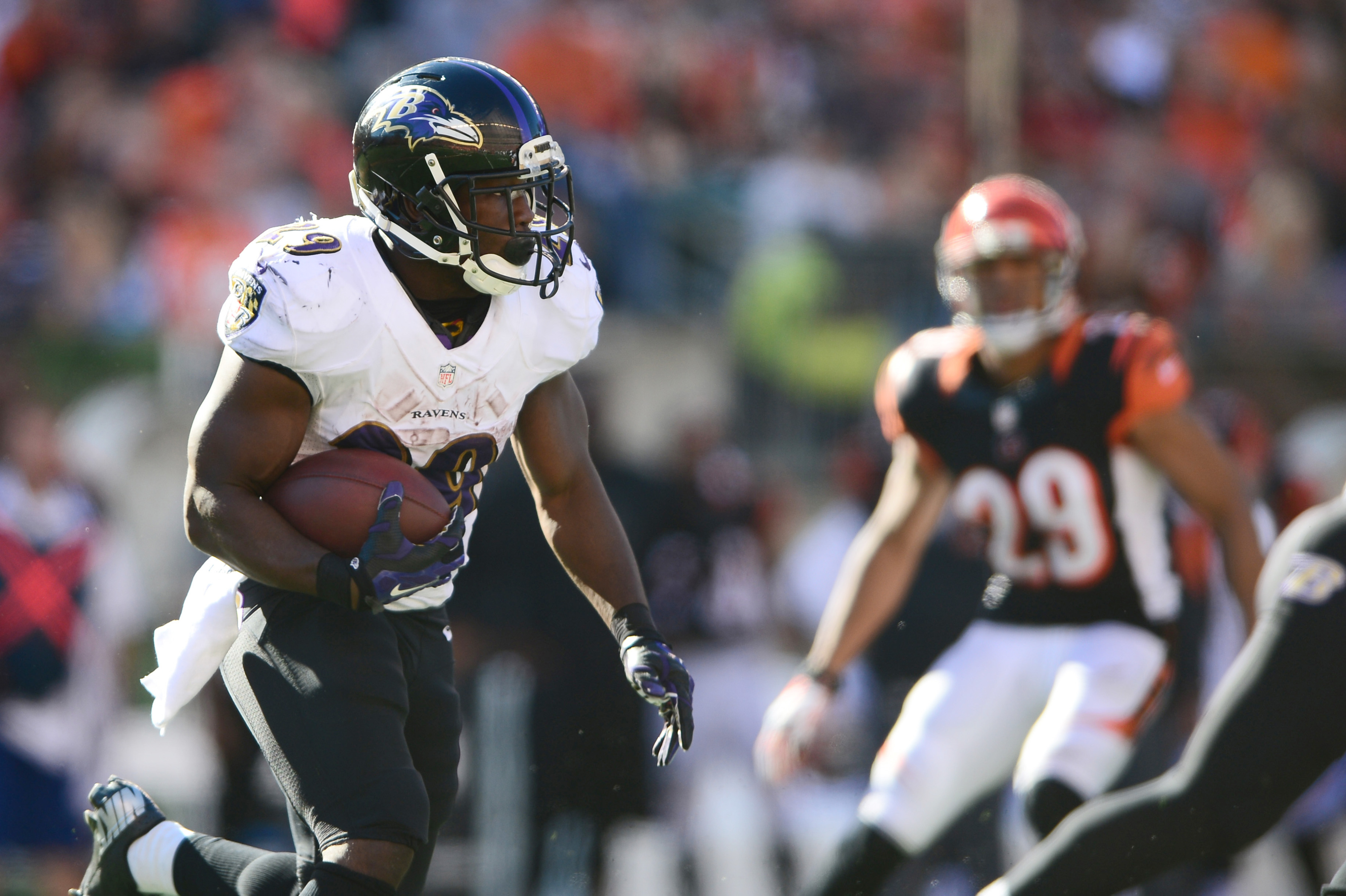 Justin Forsett returns to practice, fantasy owners can relax