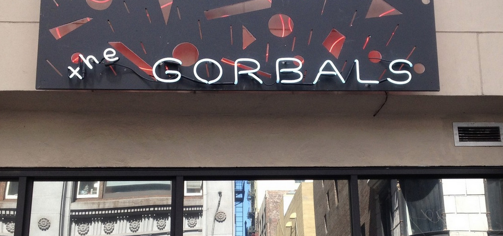 The Gorbals, Downtown