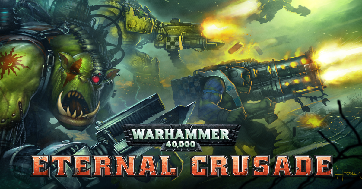 Warhammer 40K: Eternal Crusade's free-to-play option gives character to the Orks