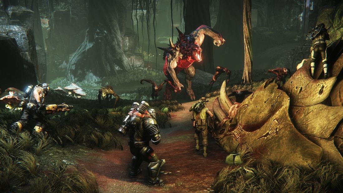 PS4 firmware update sidelines Evolve's Big Alpha (Update)