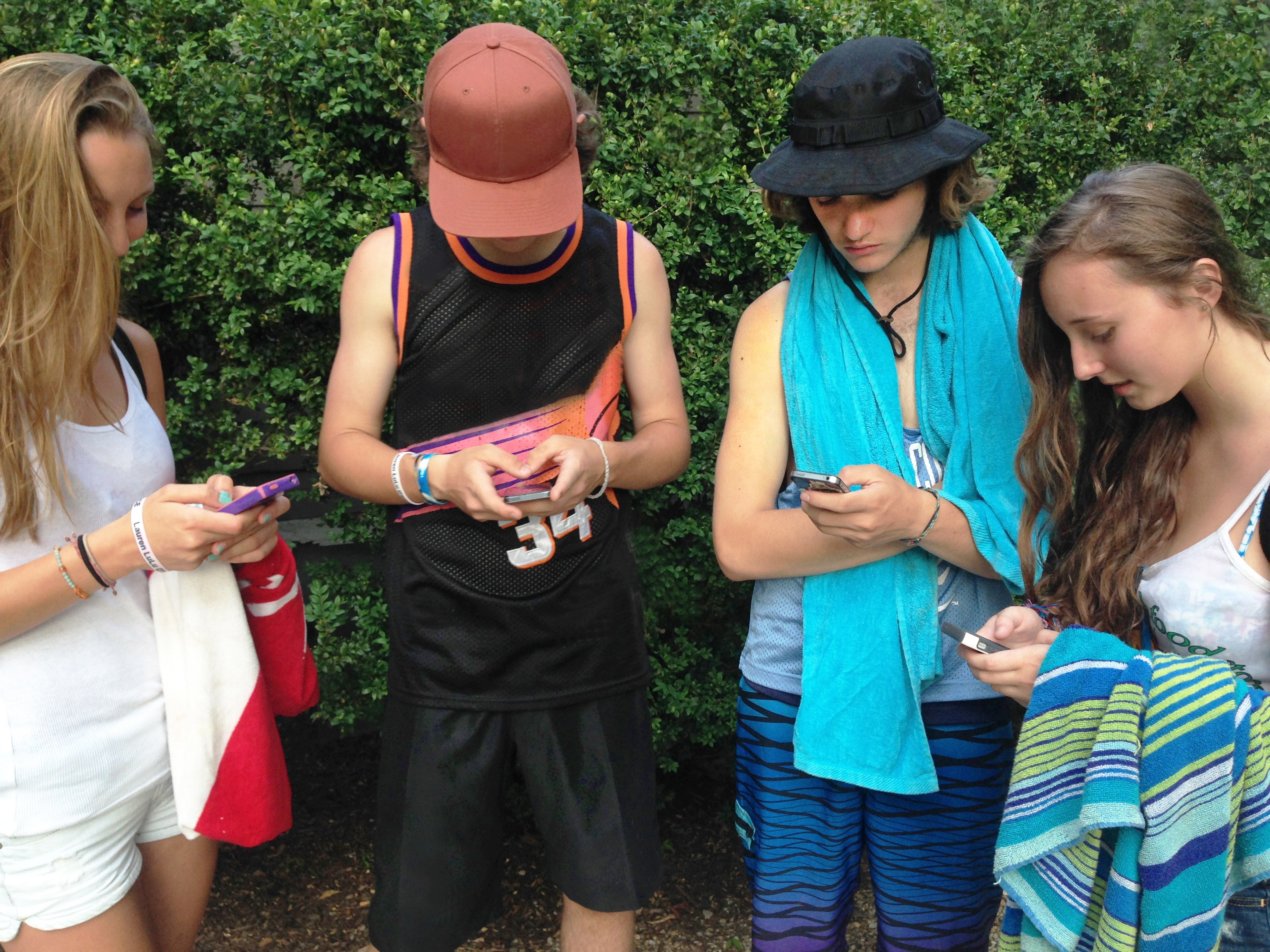 Highschoolers have more ways to communicate than ever.