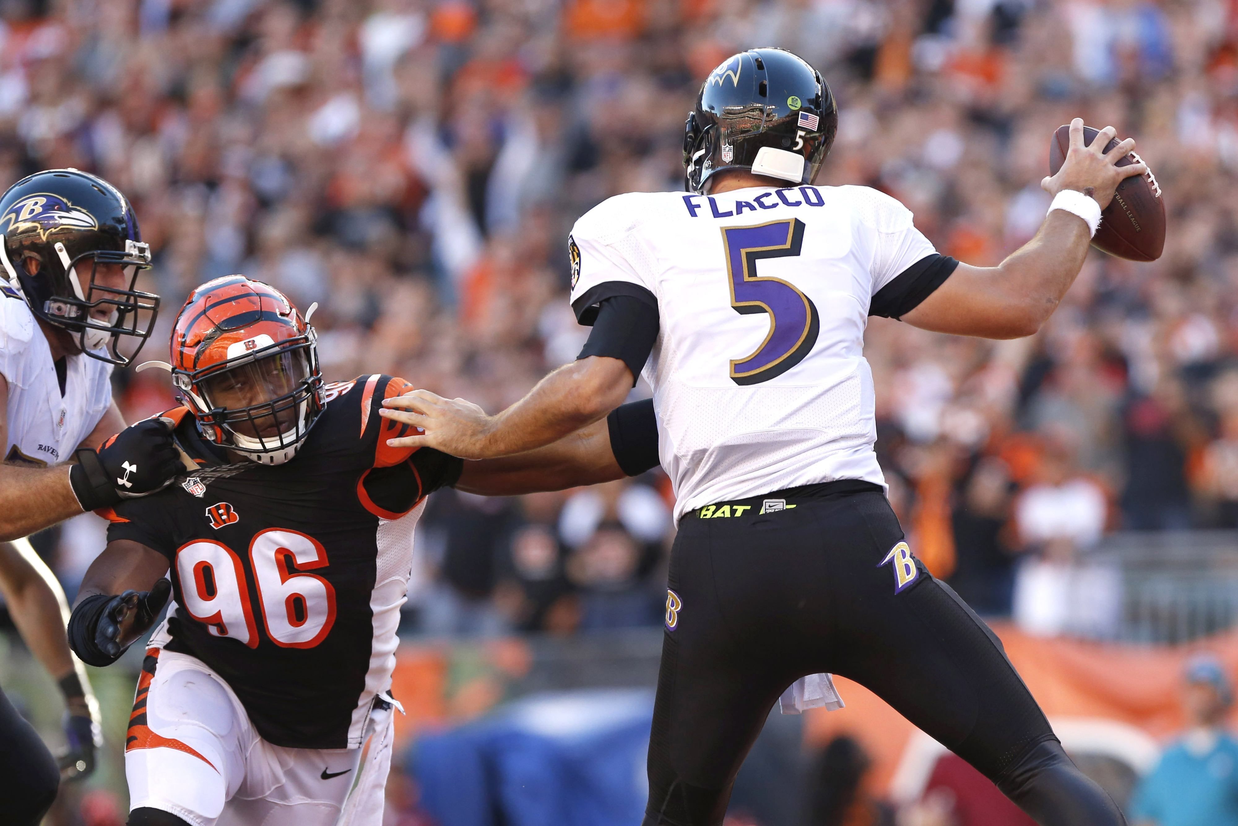 NFL standings, Week 9: AFC North features closest playoff race but all divisions competitive