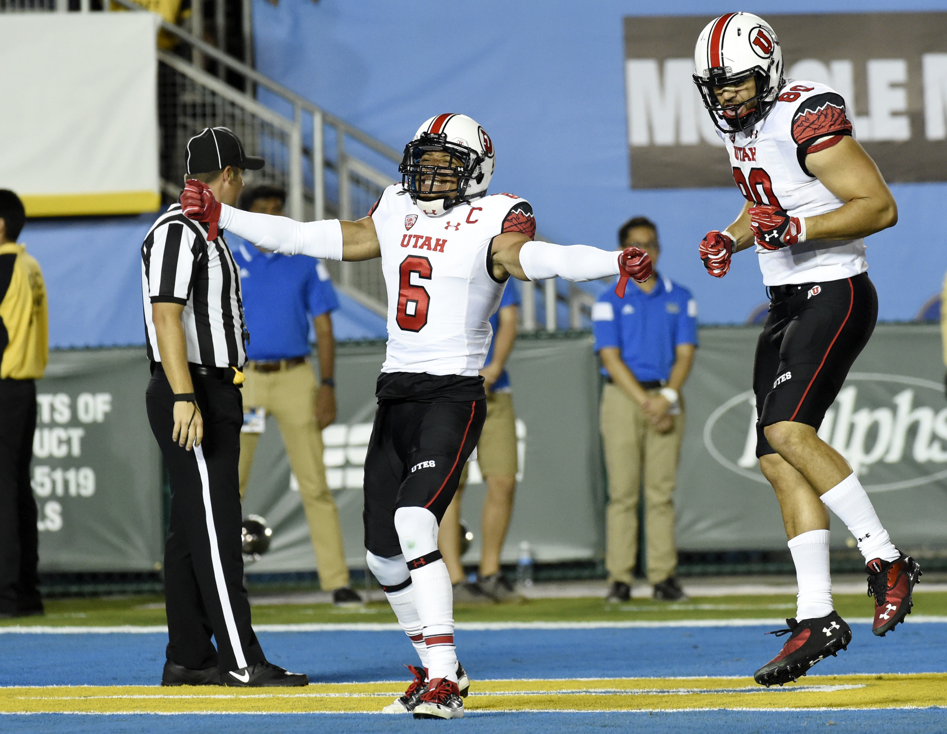 Utah looks to win down in Tempe for injured captain Dres Anderson.