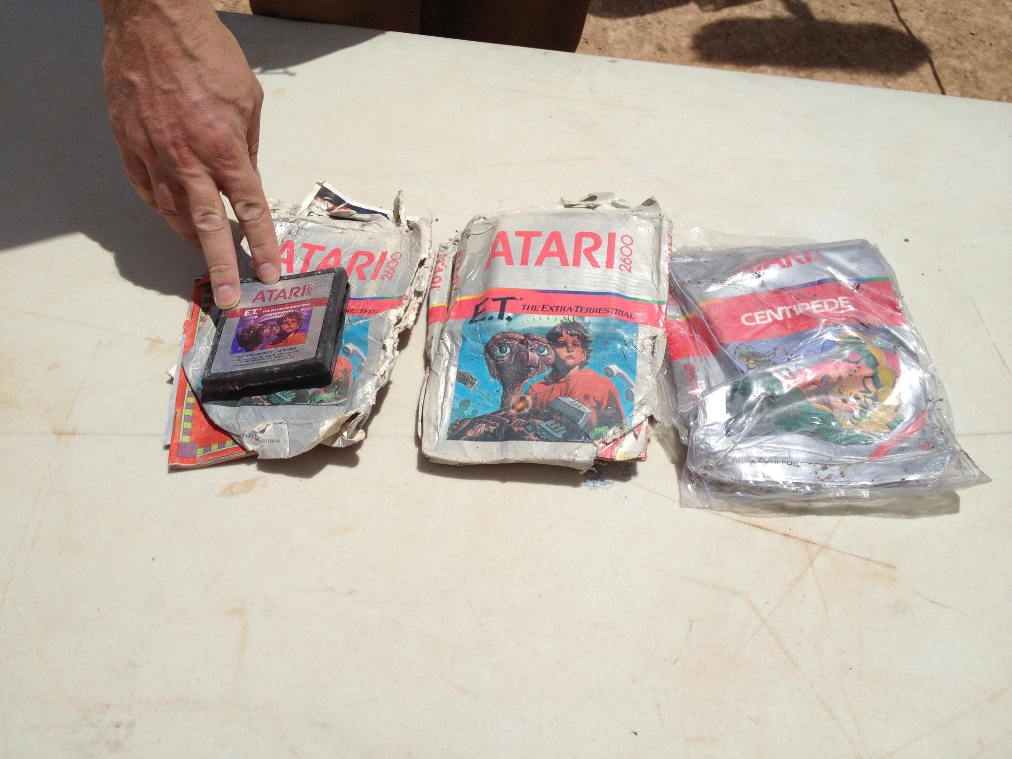 The E.T.-Atari landfill documentary premieres Nov. 20
