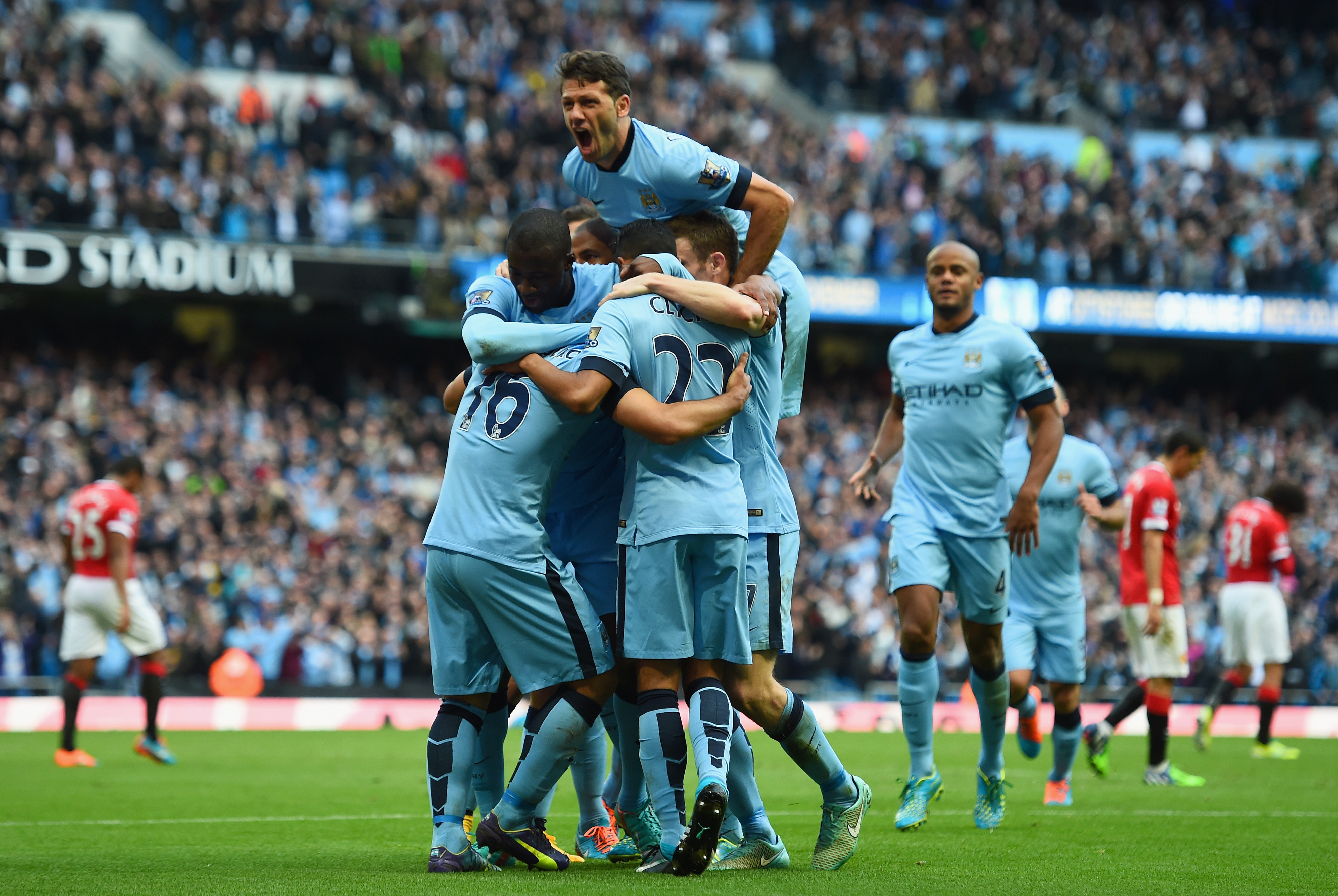 3 things we learned from City's 1-0 win over 10-man United