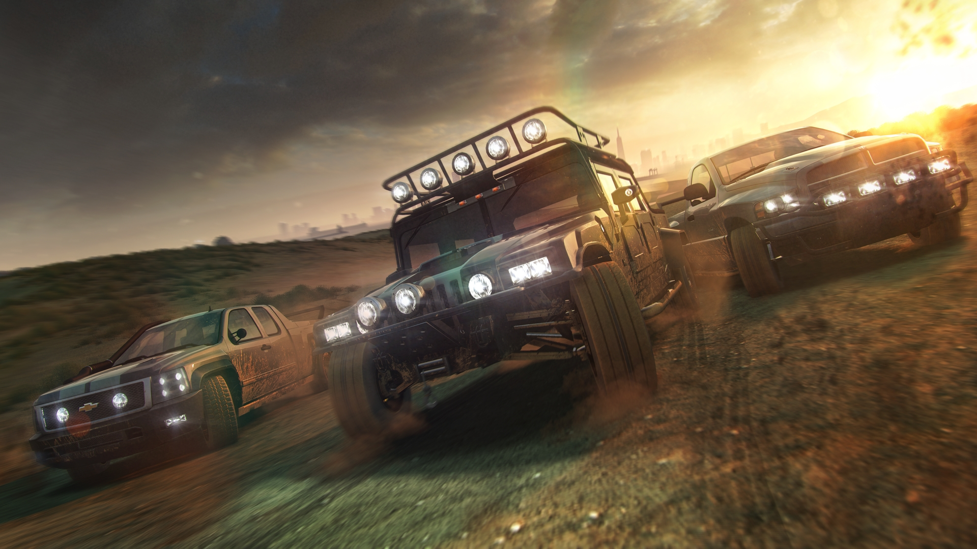 Here's what you need to run The Crew on PC