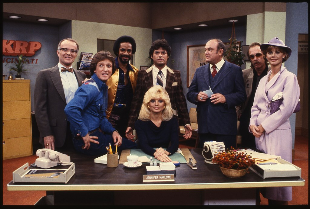 """It might have taken ages and """"toward a million"""" spent in music licensing fees, but Shout! Factory has finally released WKRP in Cincinnati on DVD in a form that fans will recognize."""