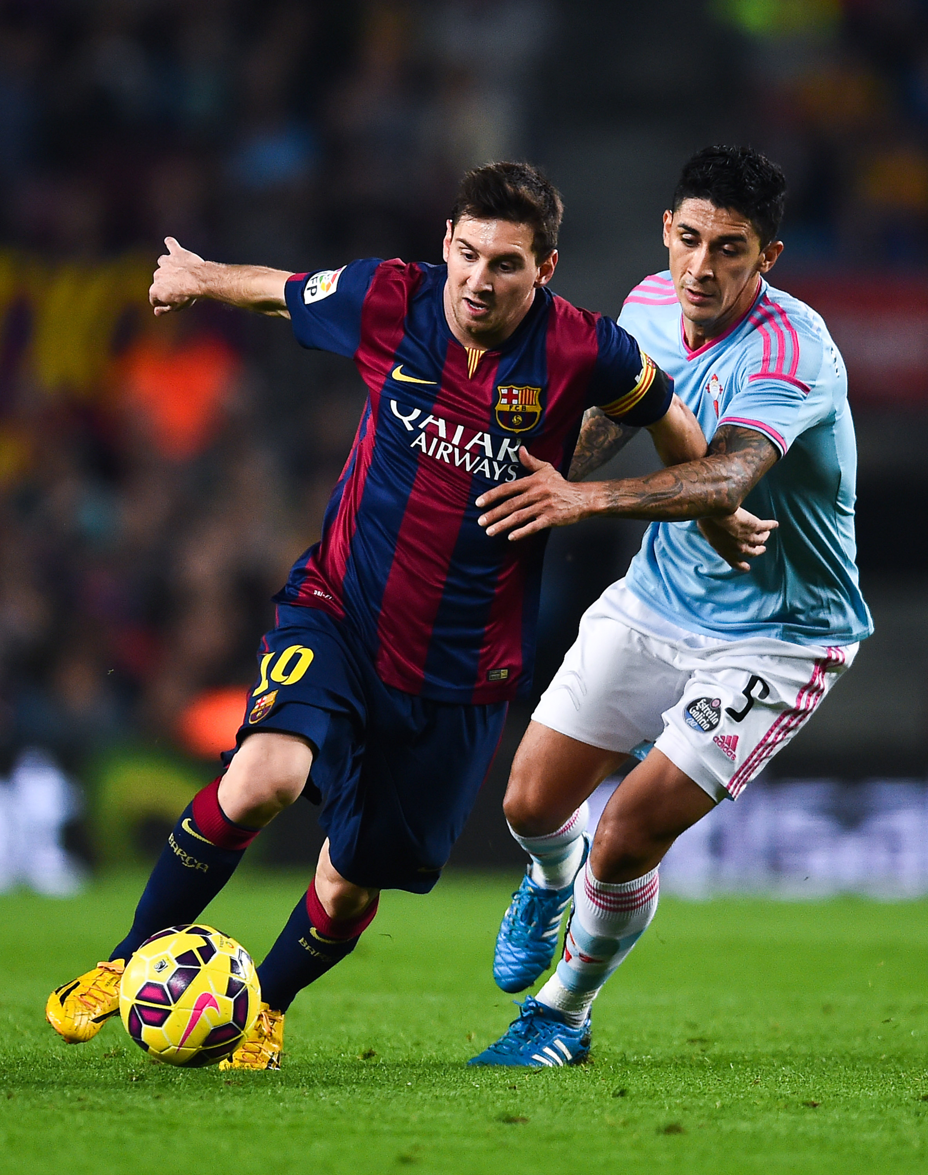 Barcelona have yet to learn when Lionel Messi could use a rest