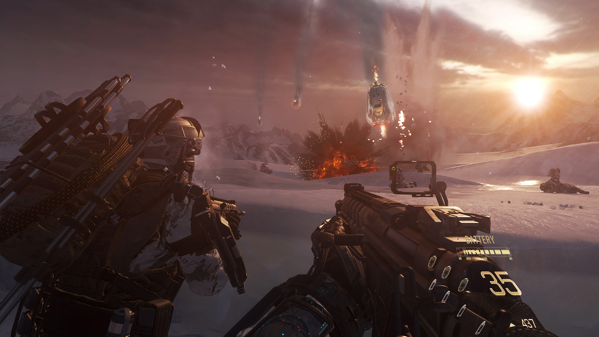 Call of Duty: Advanced Warfare problems hit PS4, Xbox One (update)