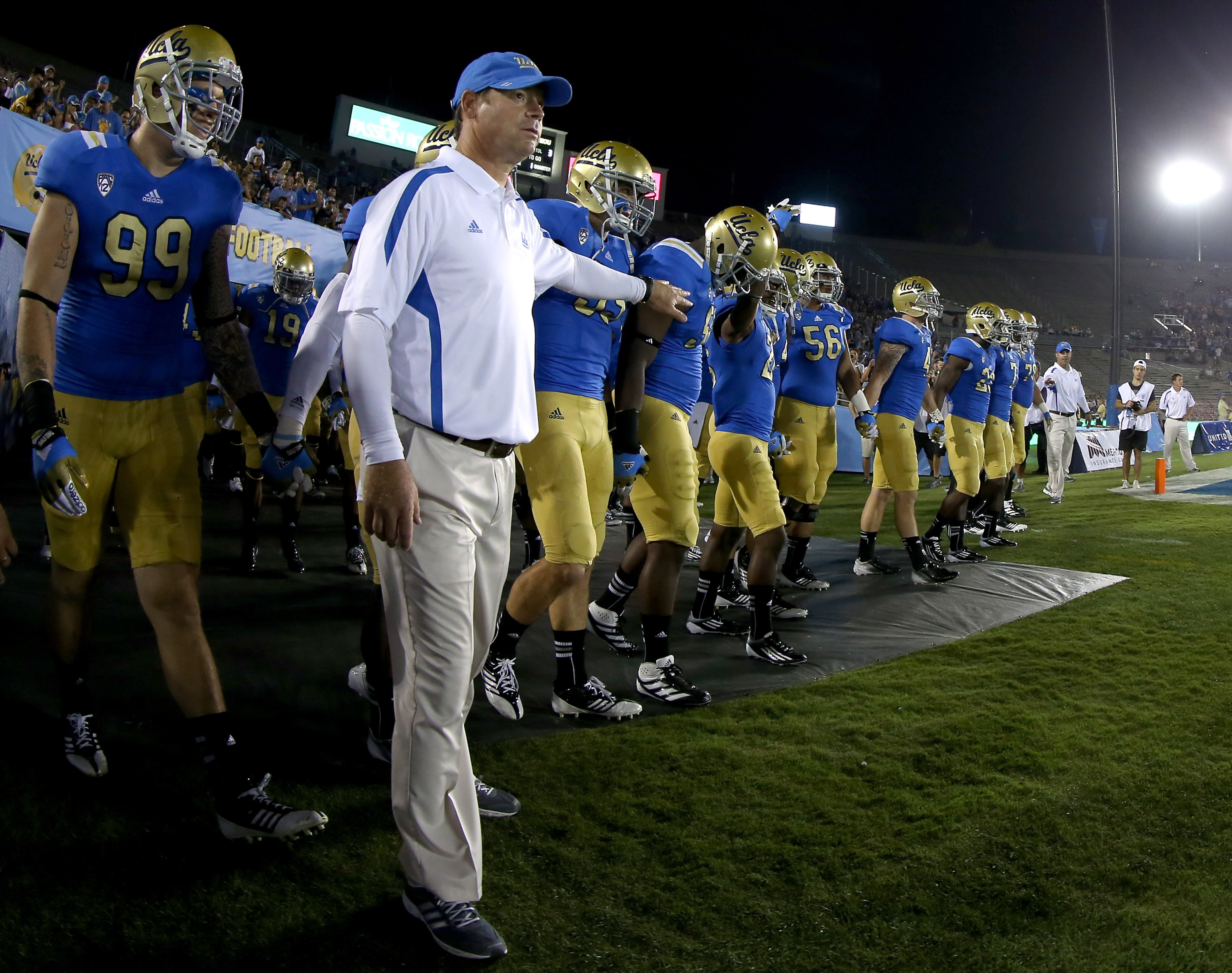 Mora needs to close out the 2012 season with a win.
