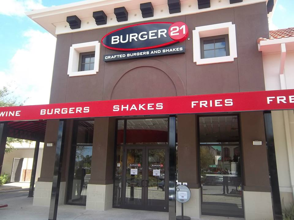 Burger 21 Ft. Myers