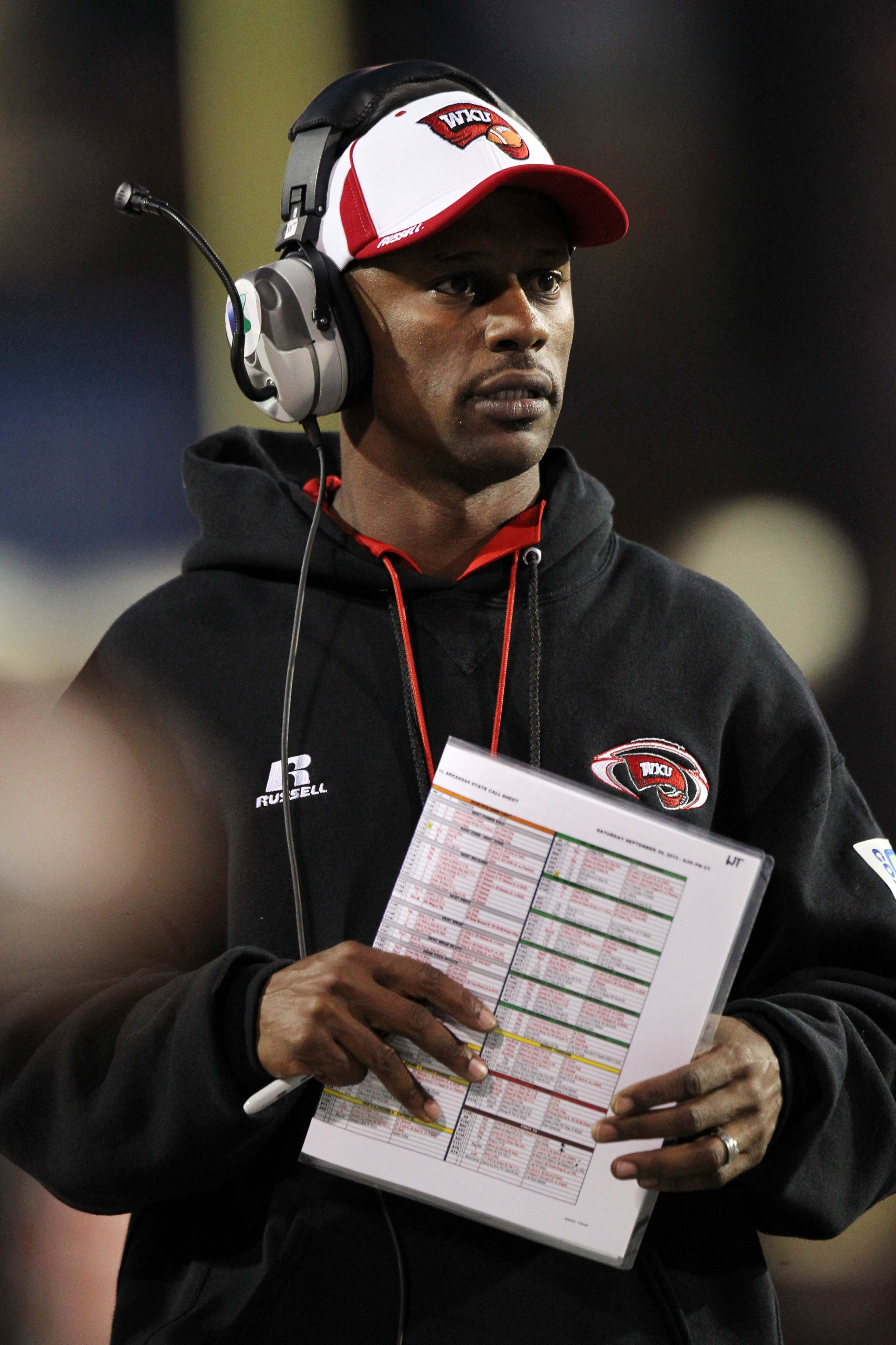 Willie Taggart is the leader on our board