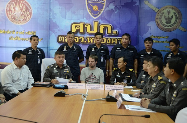 Pirate Bay co-founder who fled to avoid prison is arrested in Thailand