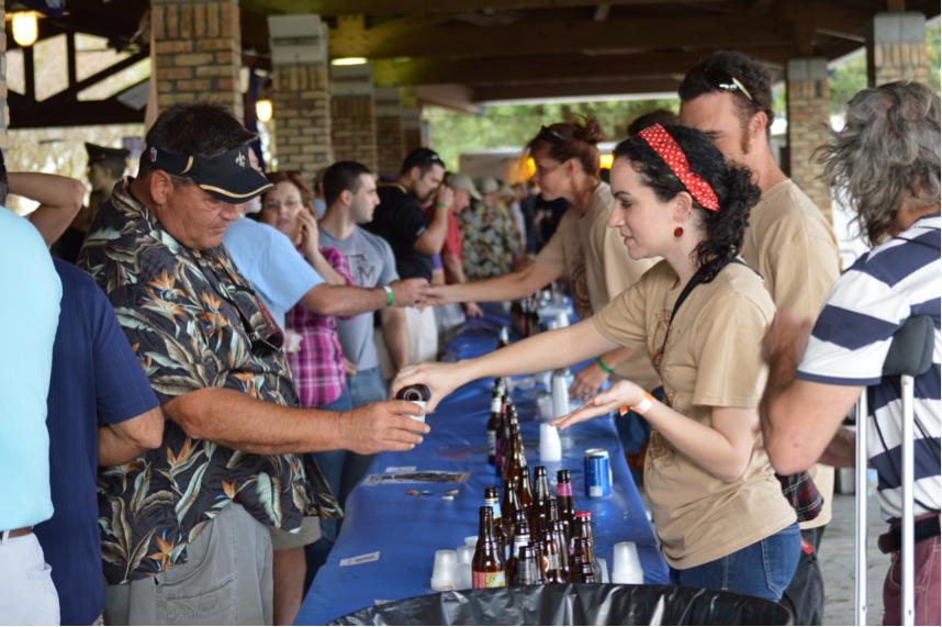 2013 Bayou Beer Fest