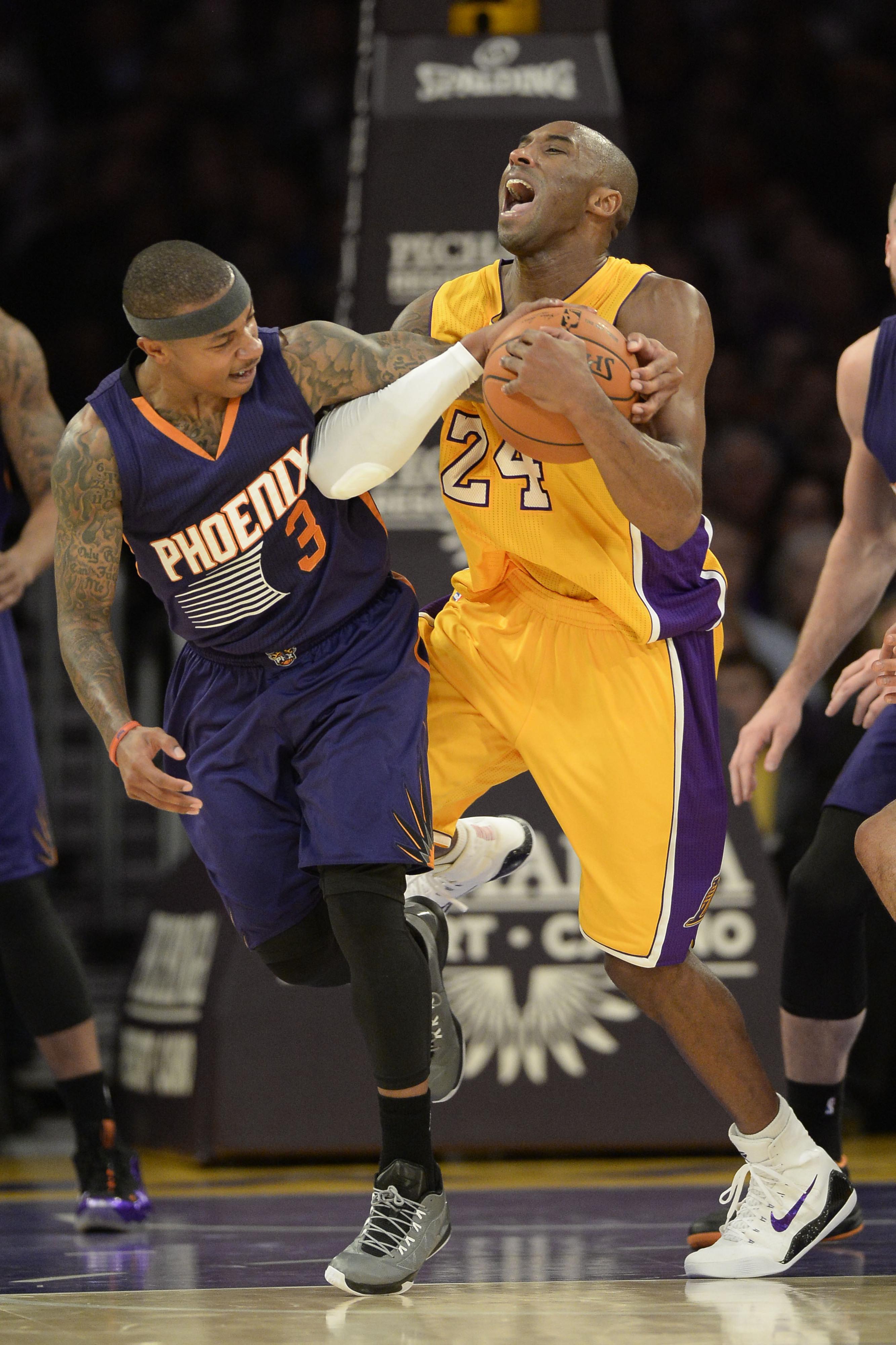 """""""Shut up, Kobe! That's my ball!"""""""