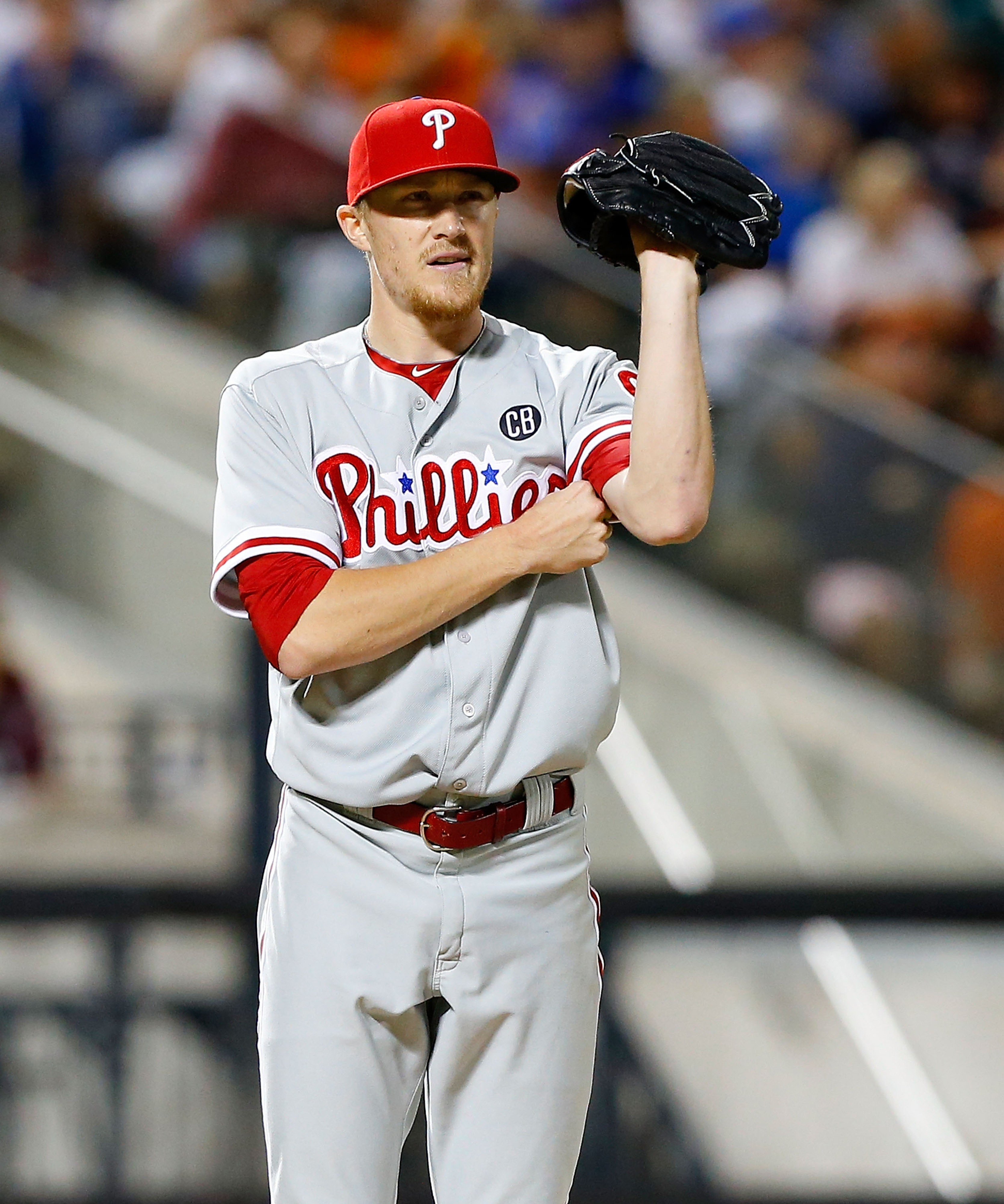 Jake Diekman became a reliable bullpen arm in 2014.