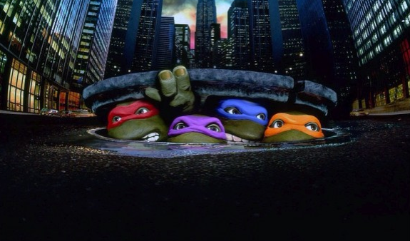 The first 'Teenage Mutant Ninja Turtles' film is perfect, come watch it again