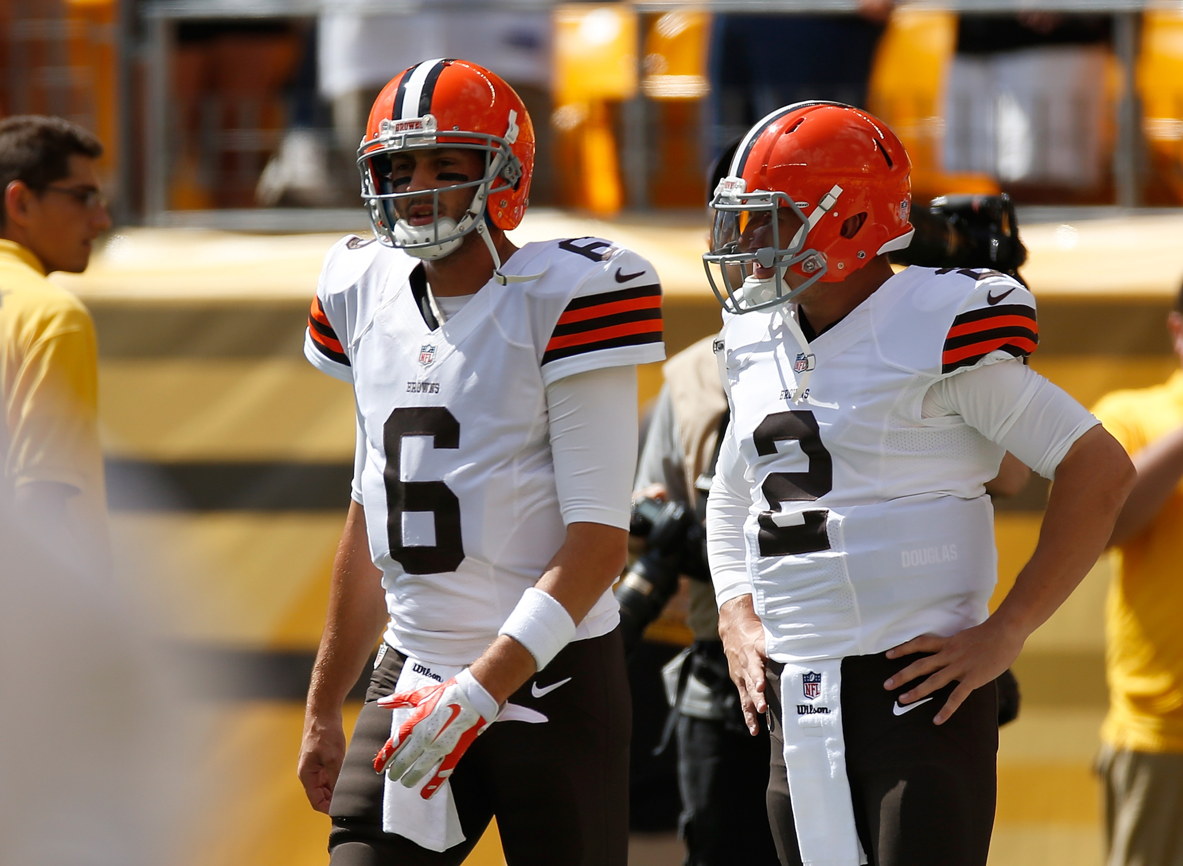 Johnny Manziel is still a future starter, says Browns GM