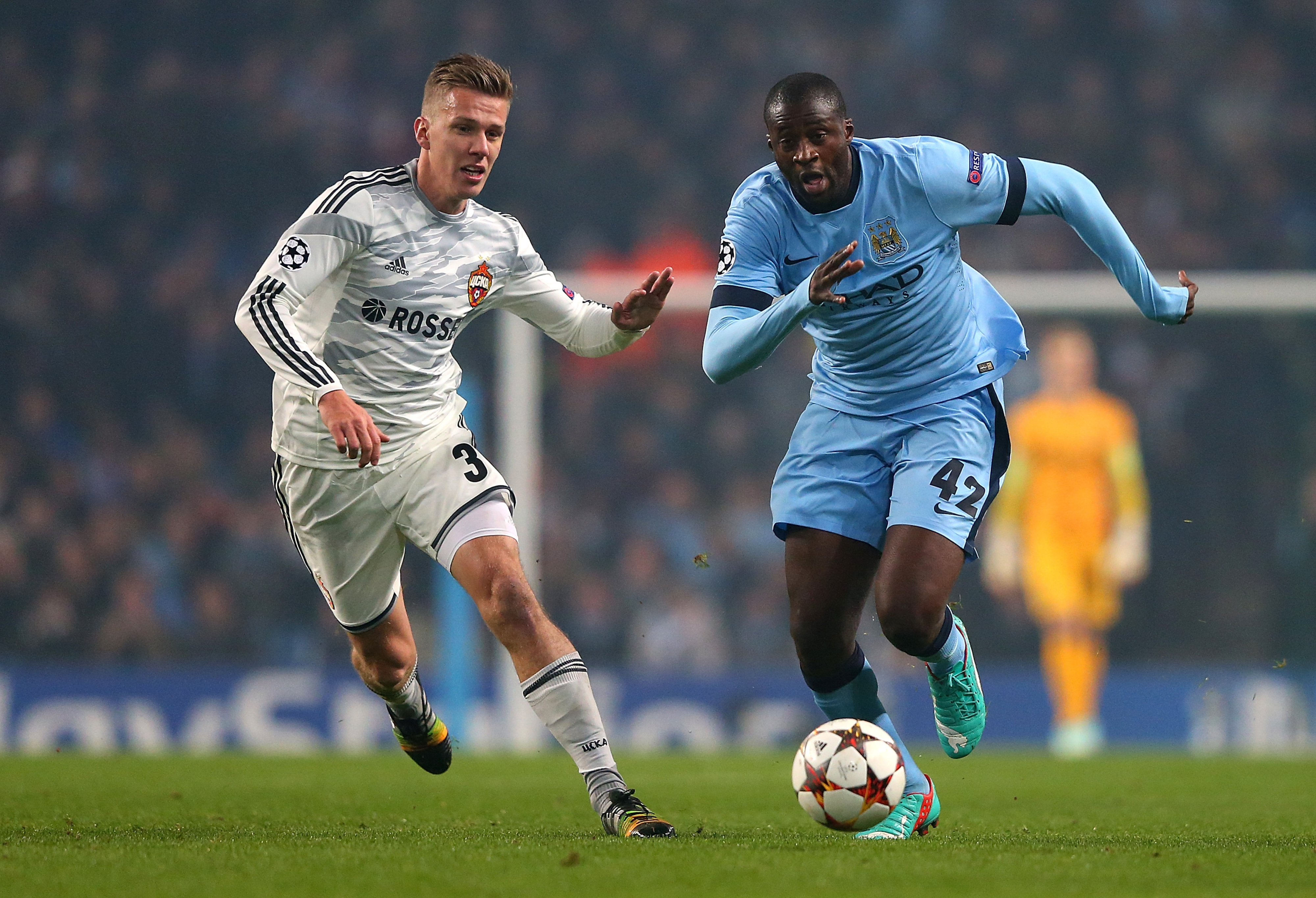 3 things we learned from Manchester City's 2-1 capitulation against CSKA Moscow