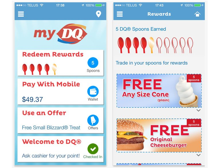 Dairy Queen Gets Into the Mobile Payment App Game