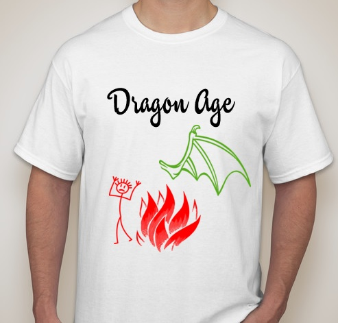 Create your own hilariously bad video game T-shirt