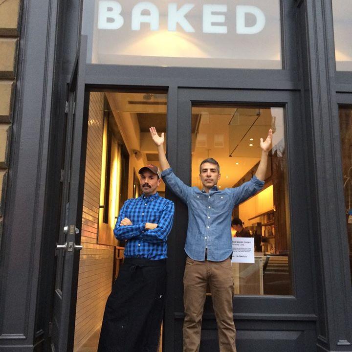 Owners Renato Poliafito and Matt Lewis