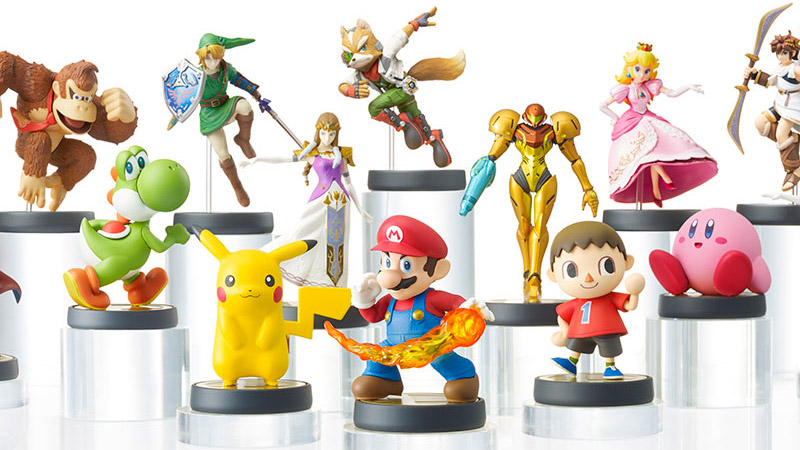 The future of Nintendo's amiibo includes card games, smaller toys, Animal Crossing