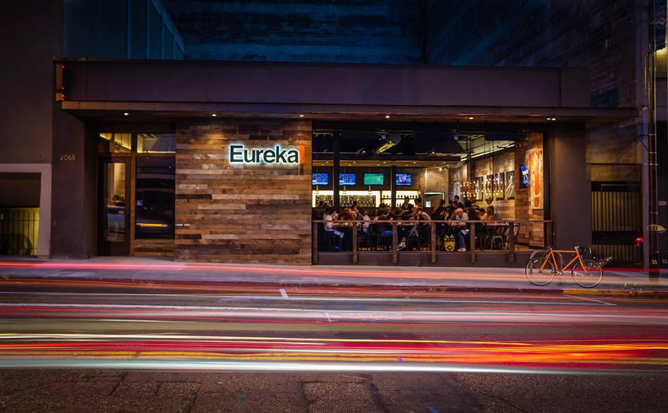 An existing Eureka! location in Berkeley, California.