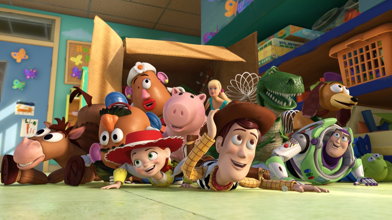 'Toy Story 4' coming from Pixar in June 2017 (update)