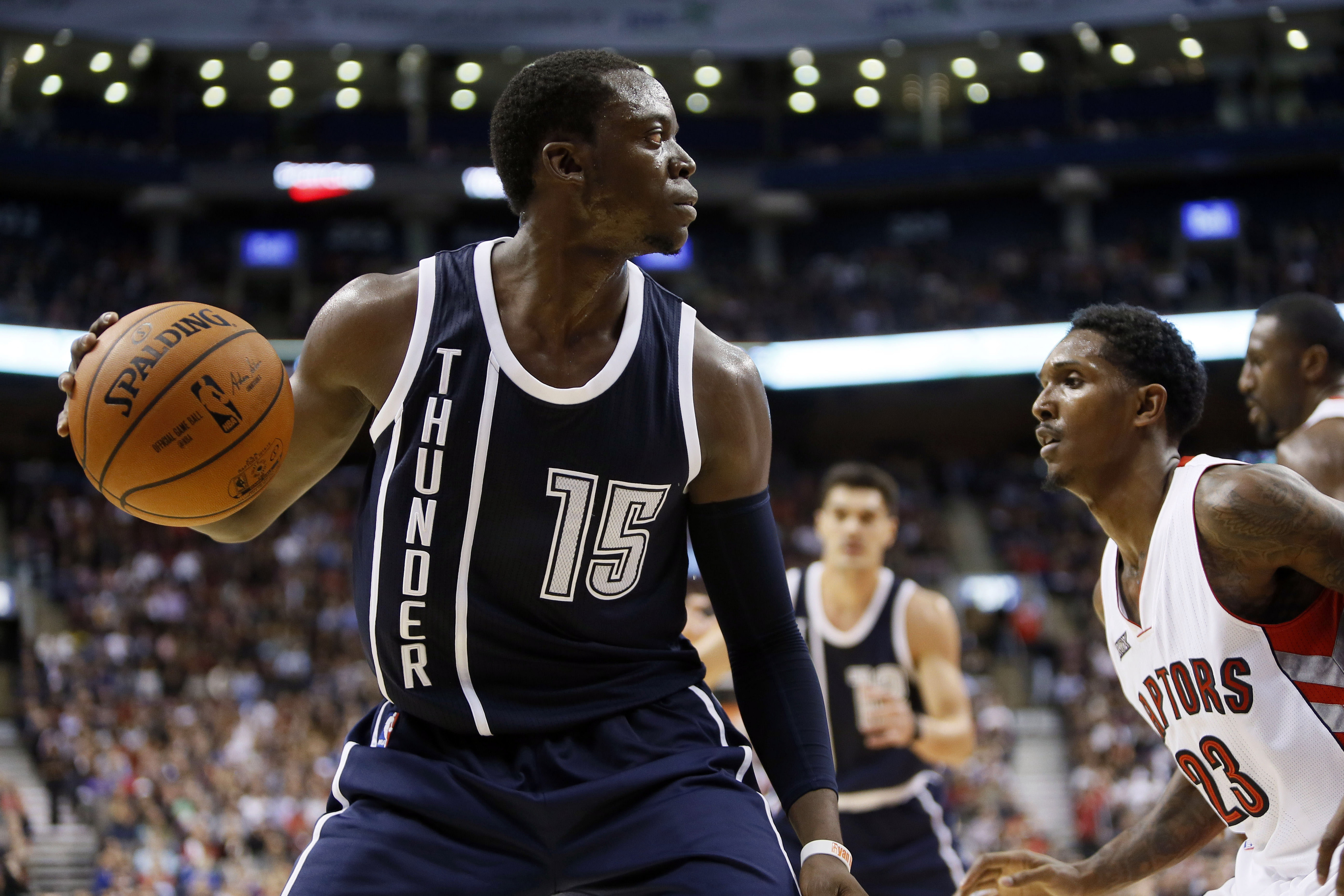 Reggie Jackson's Thunder teammates reportedly froze him out