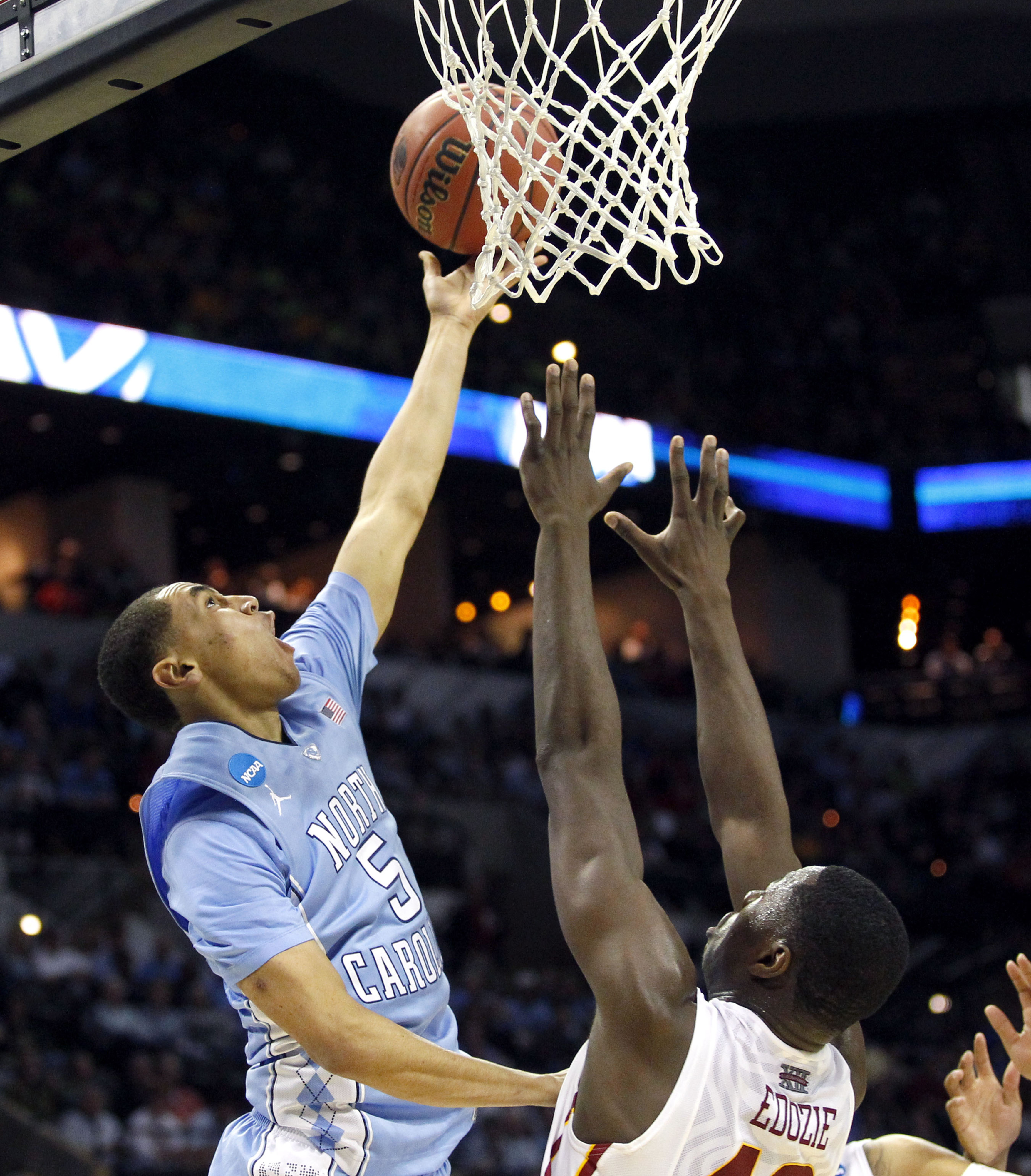 As the Heels' only perimeter threat, Marcus Paige is the big key for their season.