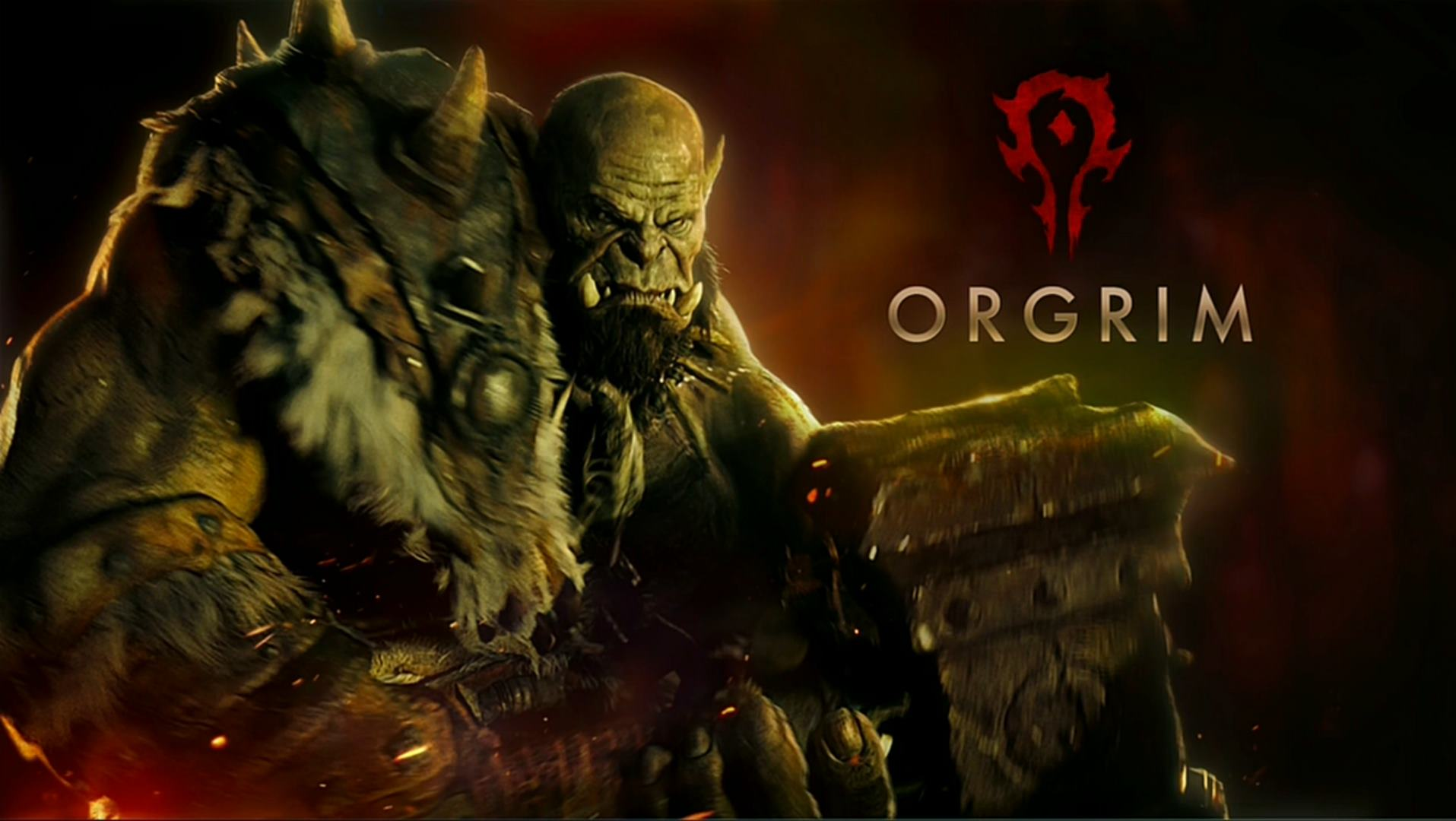 Here's what the Warcraft movie's Orcs will look like