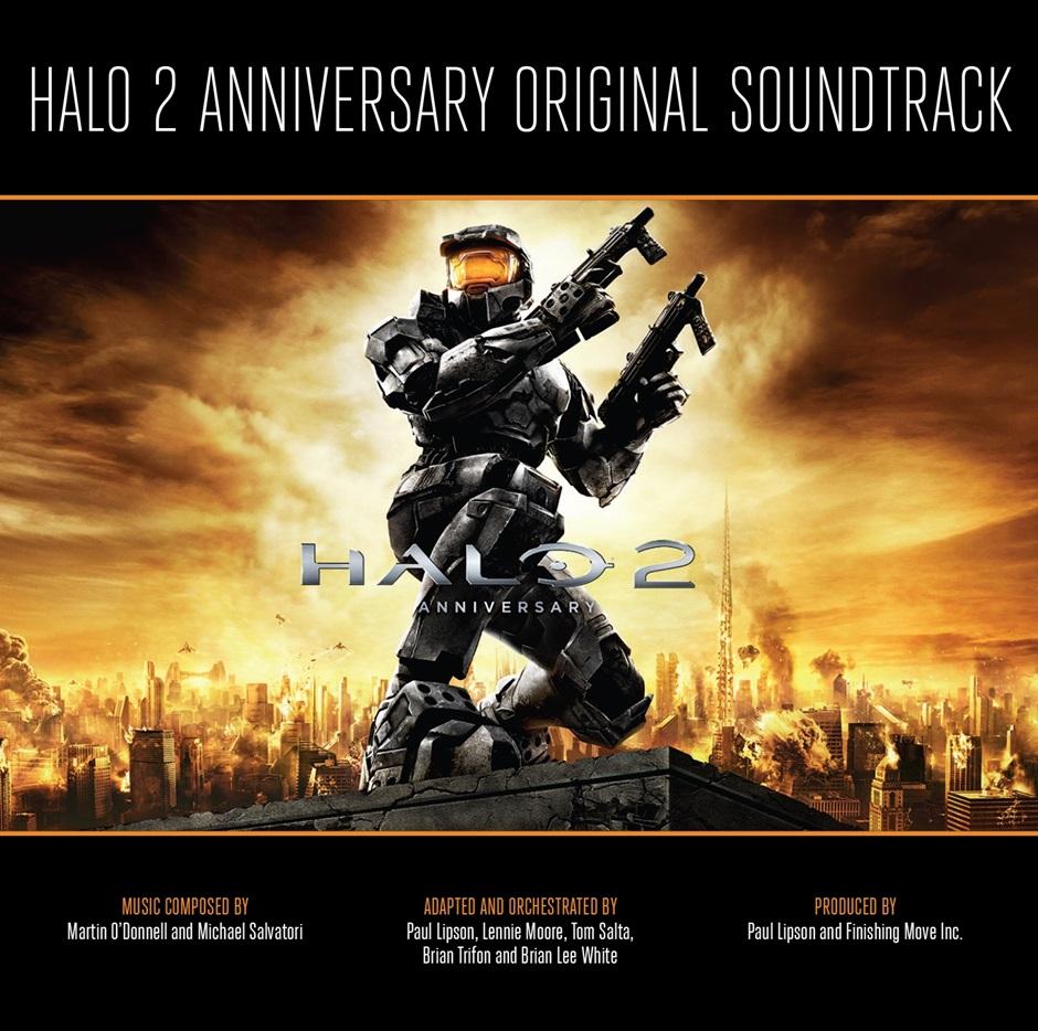 Halo 2 soundtrack remade for Nov. 11 release