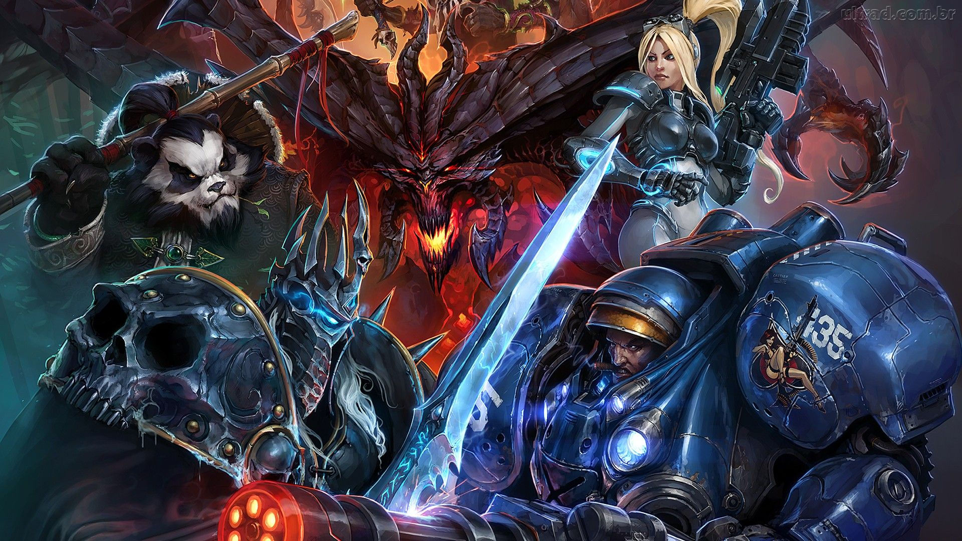 Blizzard serves justice to Heroes of the Storm rage quitters