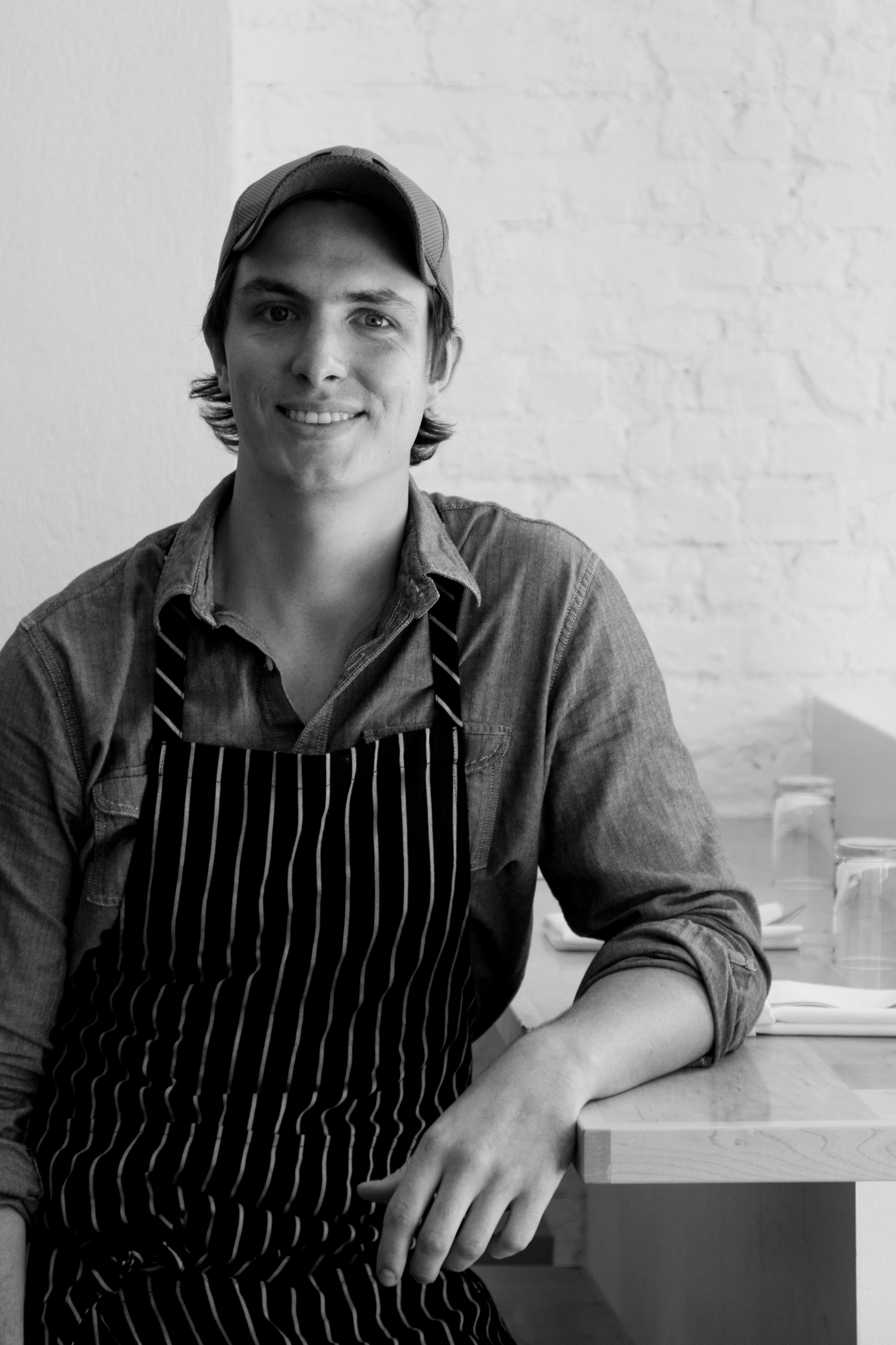 Chef Evan Hanczor