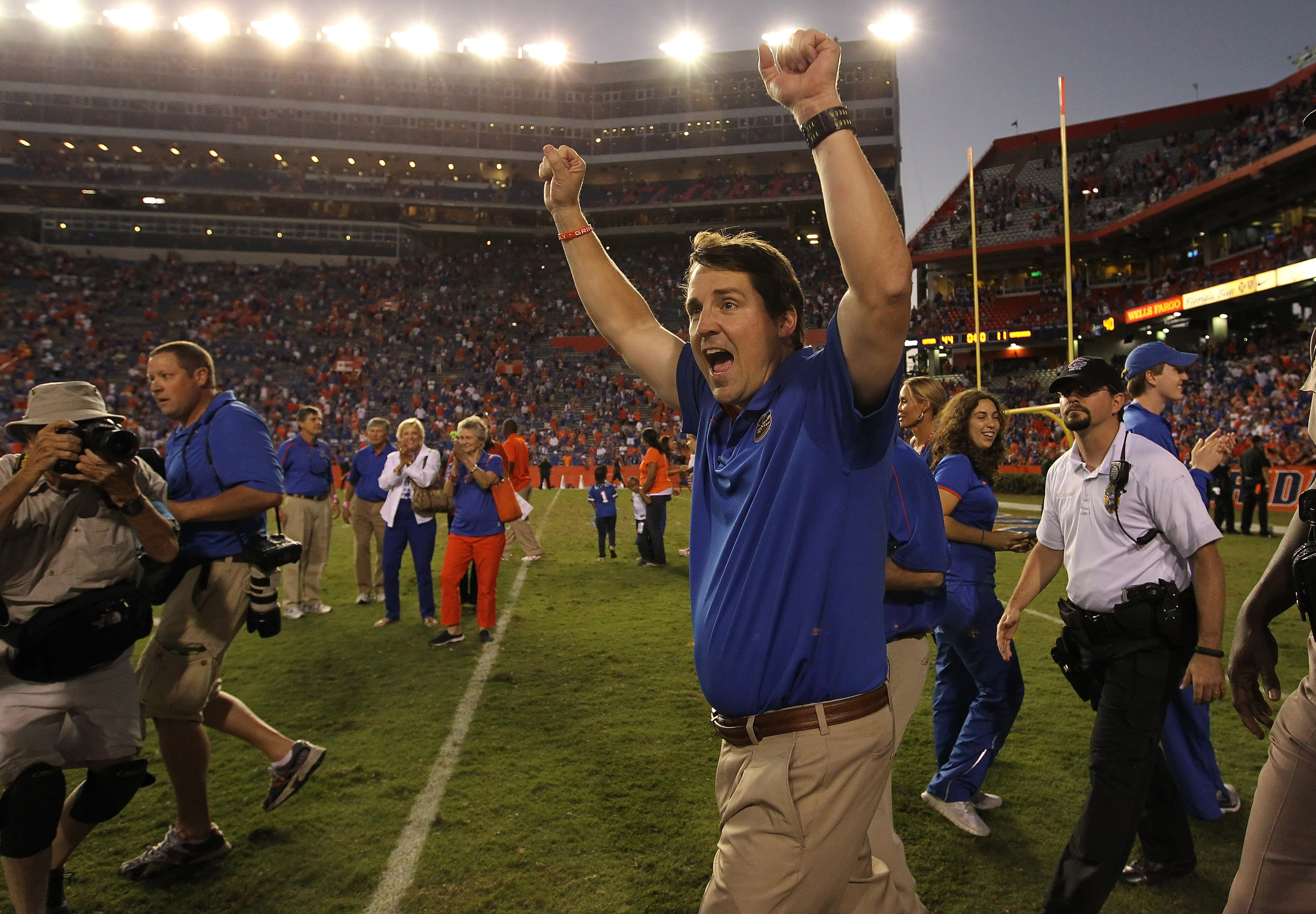 The way Florida hired Will Muschamp was picture-perfect. Here's a guide to doing your coaching hire as well as they did.