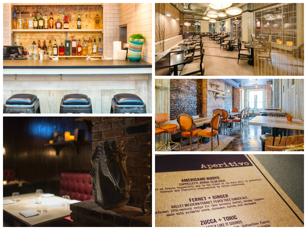 Restaurant of the Year nominees.