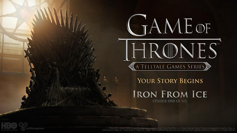 """Telltale's take on Game of Thrones will be six episodes, premiers """"soon"""""""