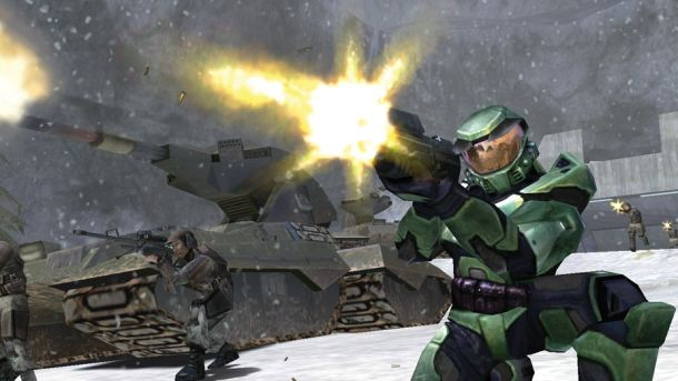 The Master Chief Collection will be missing Halo: CE-specific playlists at launch
