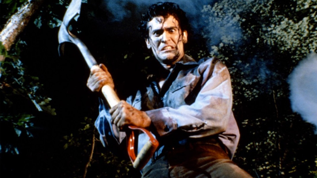 The Evil Dead is coming back in 2015 with a new TV series starring Bruce Campbell