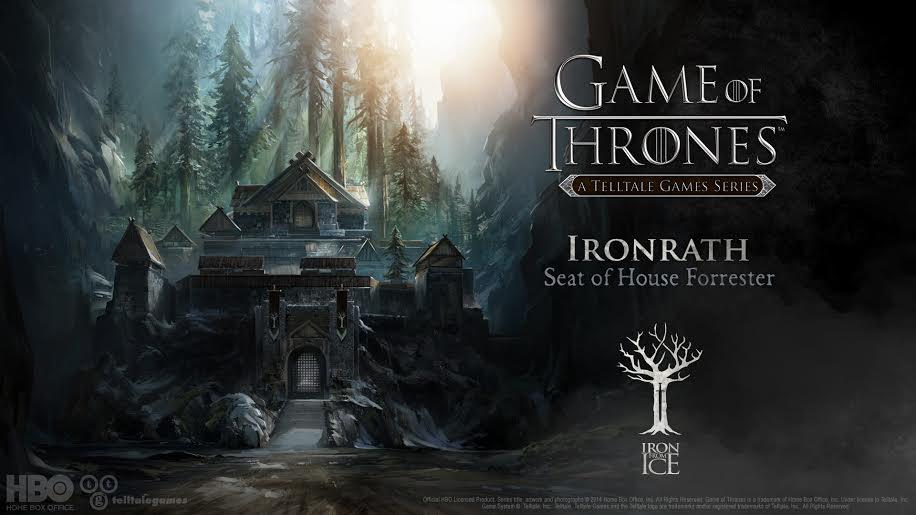 Telltale's Game of Thrones covers seasons 3-5 of HBO's TV series