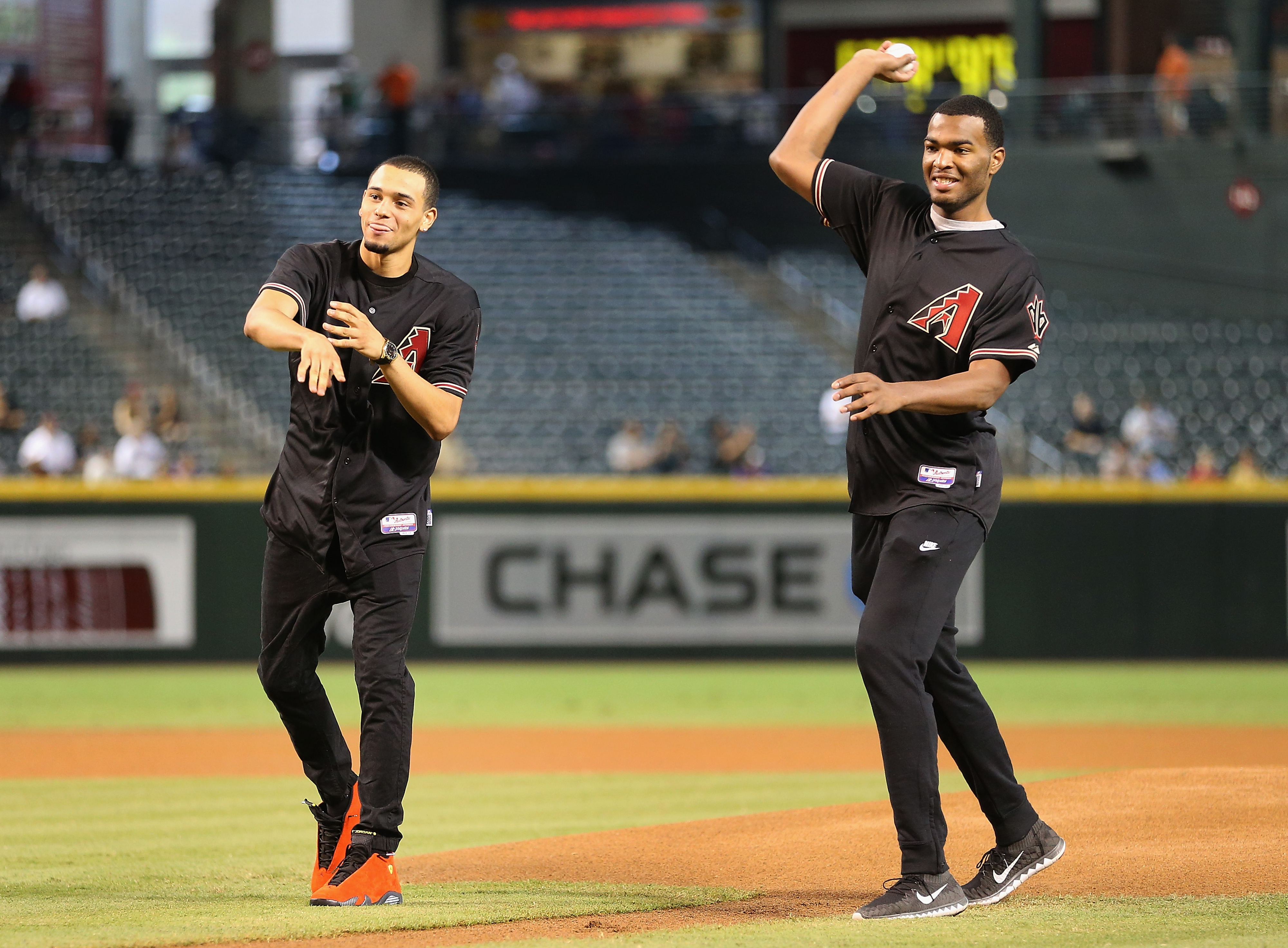 No, don't worry, the team won't be optioning these guys to the Diamondbacks anytime soon.
