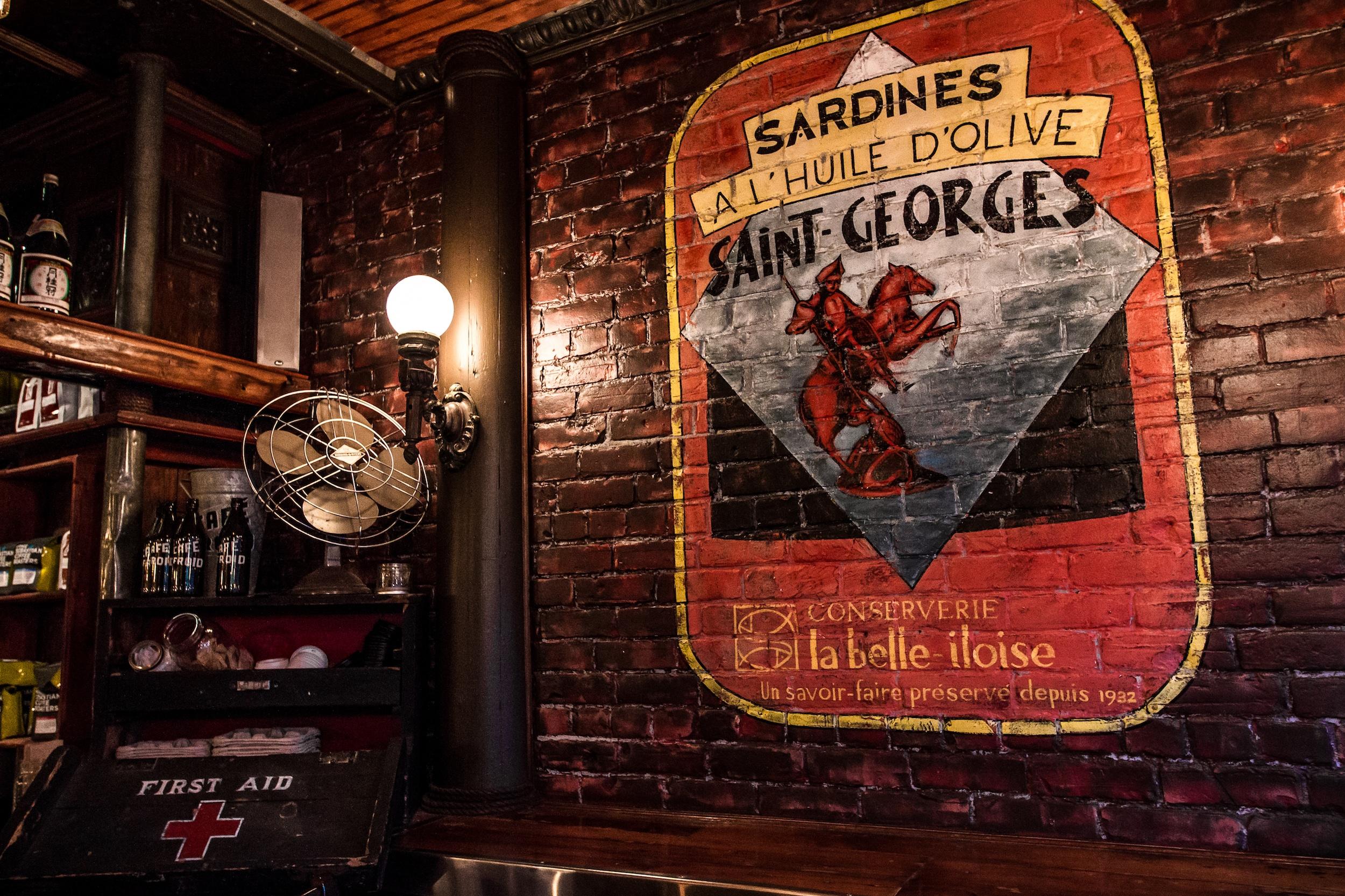 Café Sardine is no more