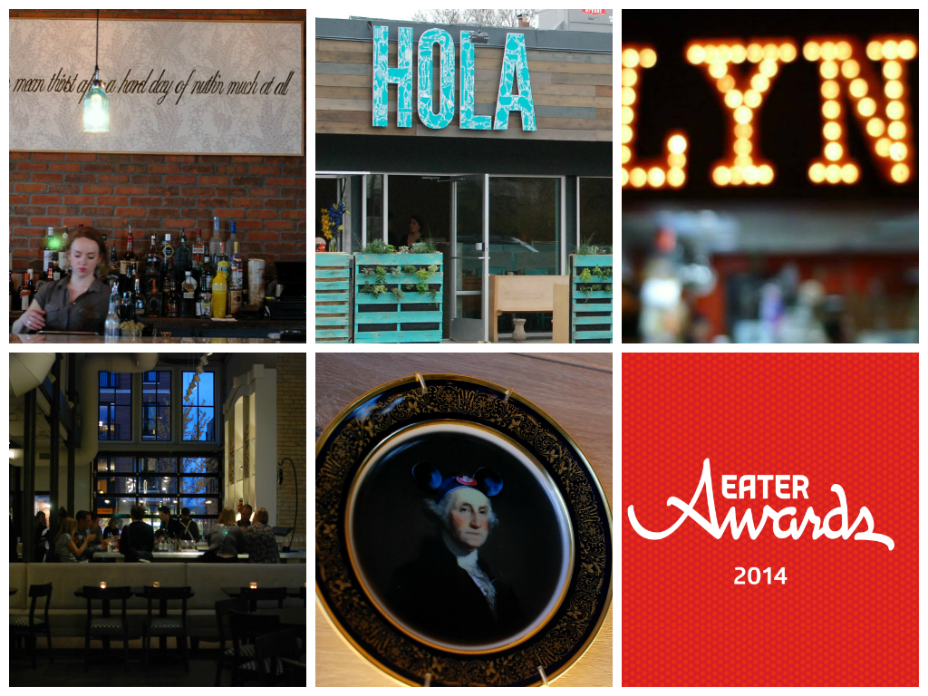 The nominees for the hottest spot in the cities right now