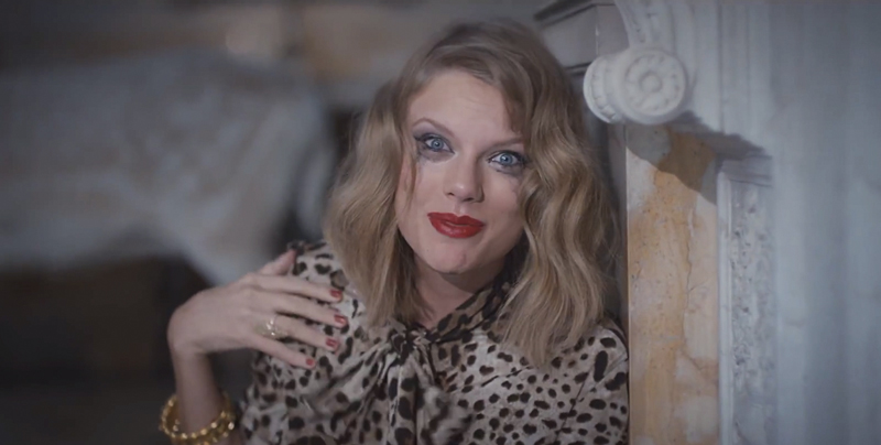 Taylor Swift is bad at sports: A detailed examination of 'Blank Space'