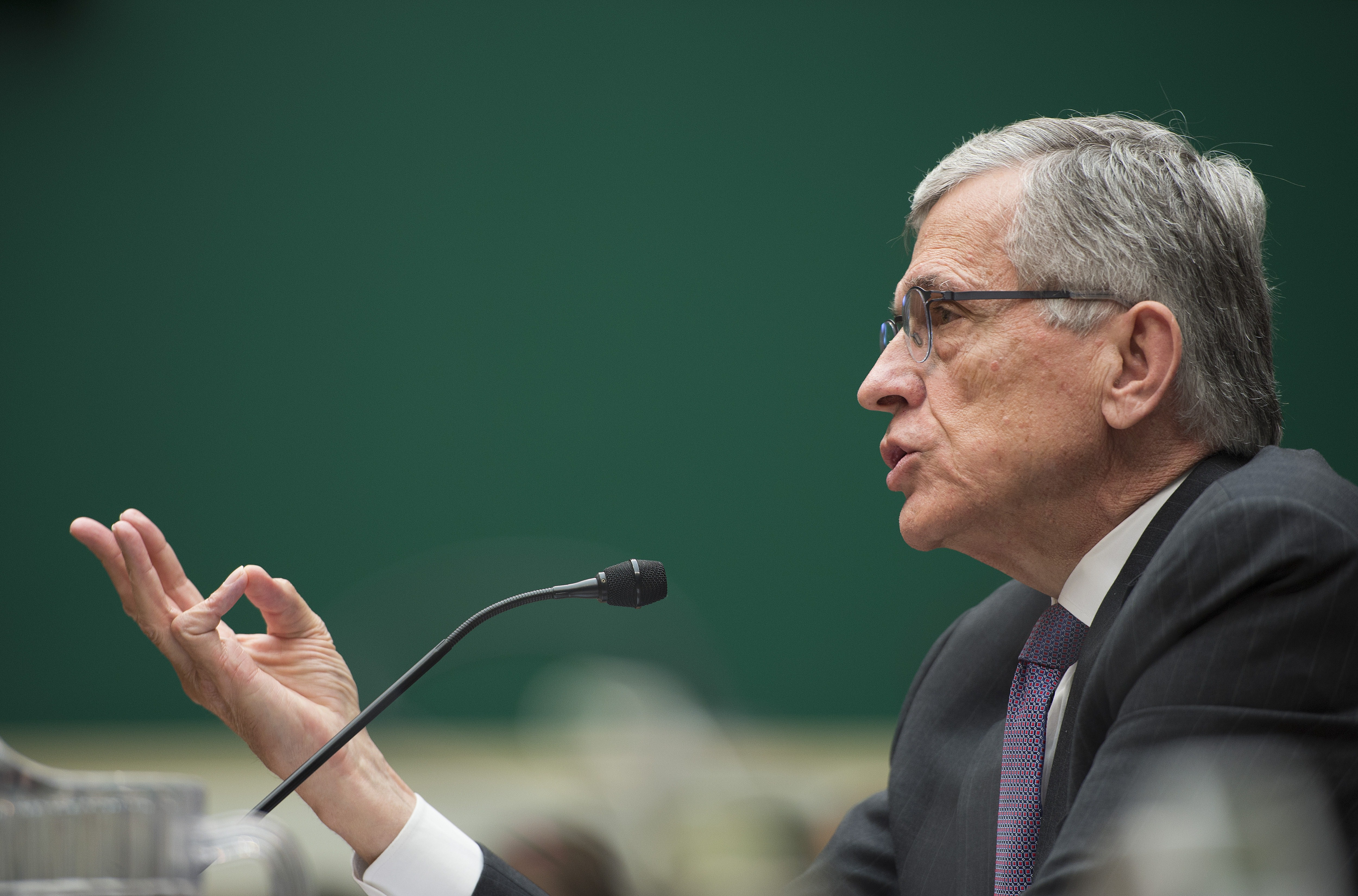 FCC Chairman Tom Wheeler has three options for the future of internet regulation.