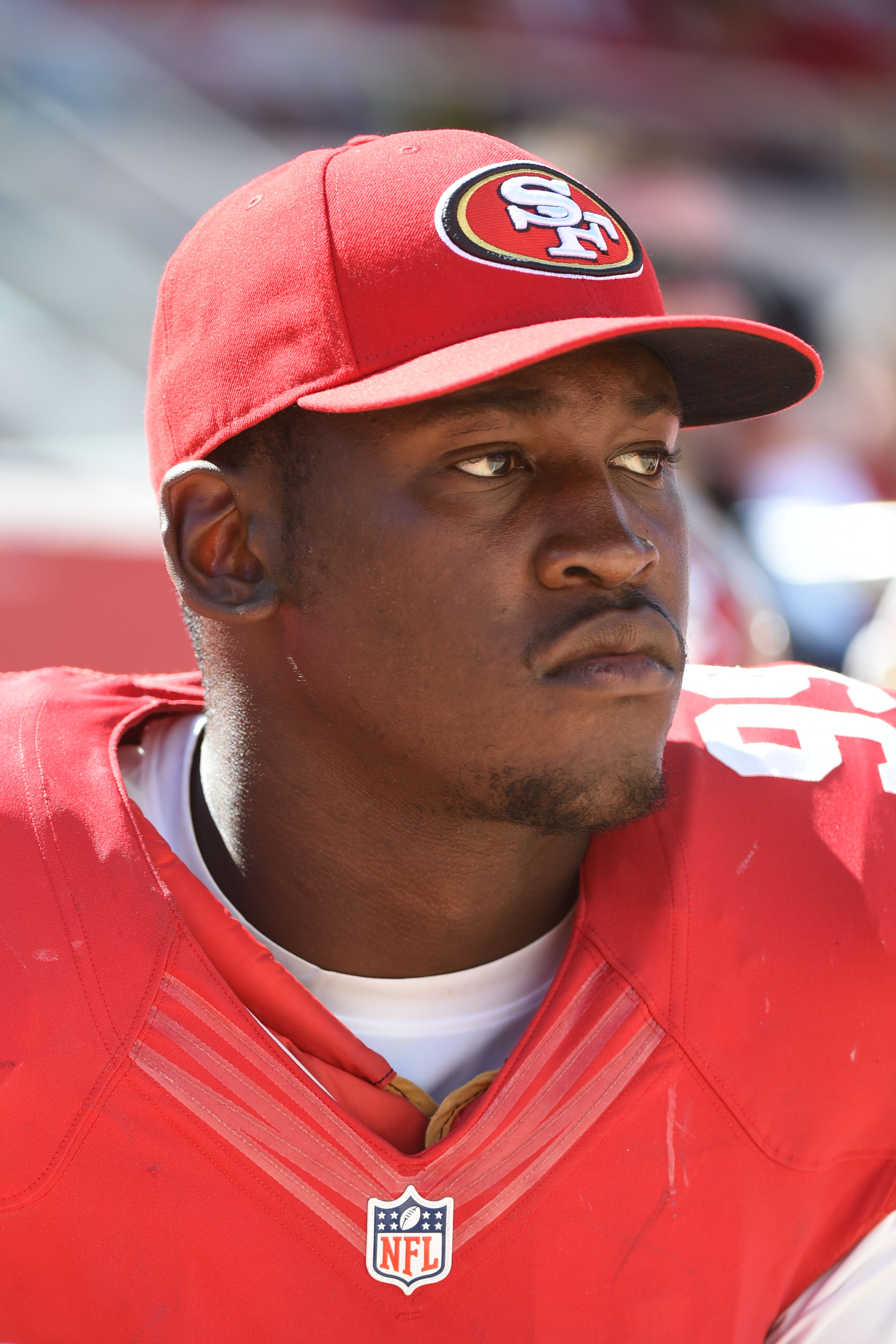 Aldon Smith can do more than watch the 49ers this week.