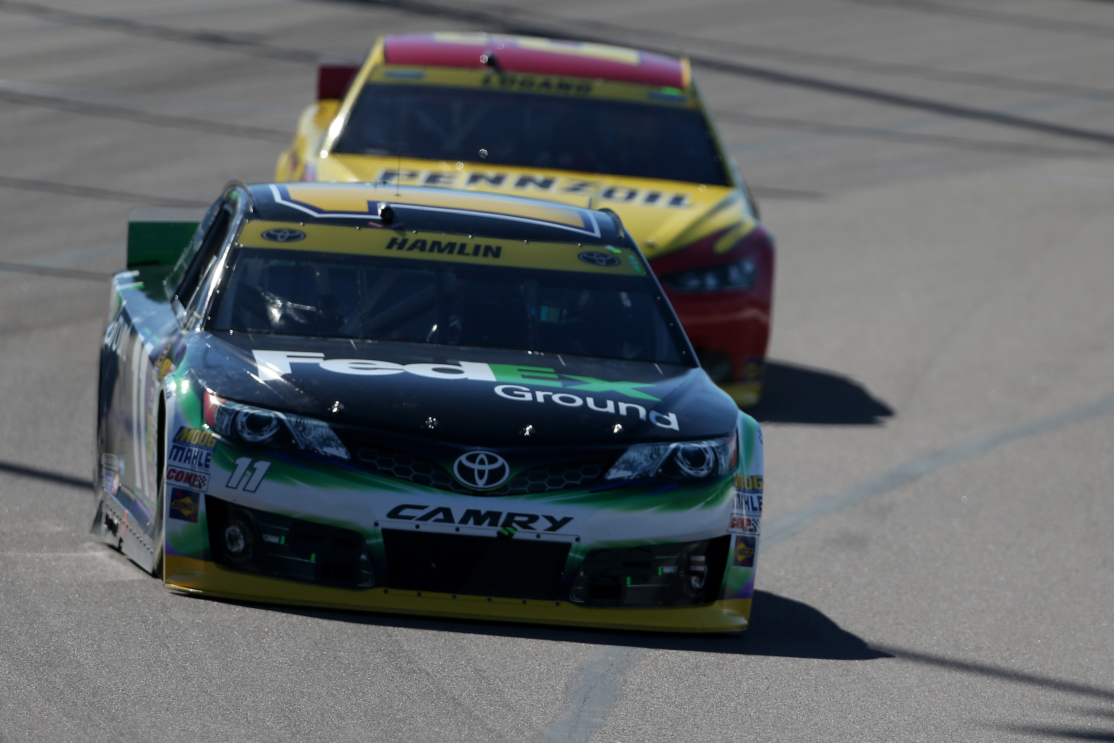 Handicapping the Chase for the Sprint Cup contenders