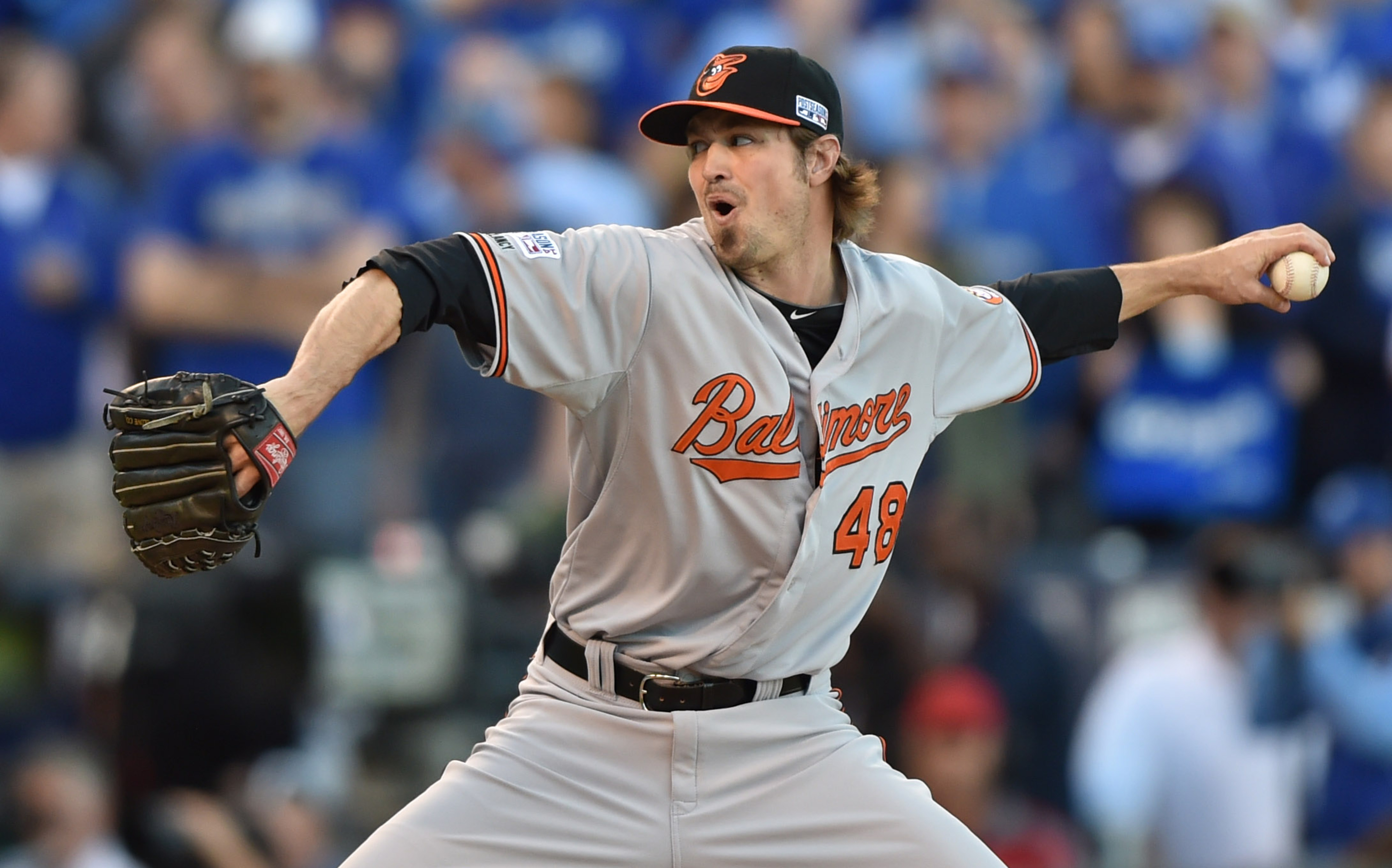 KenWo gets his man as Andrew Miller is signed in the SB Nation simulation.
